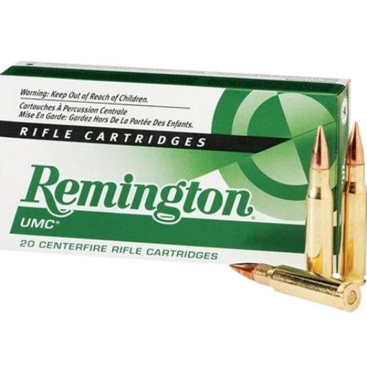 Remington UMC 300 AAC Blackout 120 Gr. OTFB