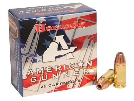 Hornady 9mm Luger 115 Gr. XTP American Gunner