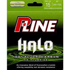 P‑Line Halo Fluorocarbon 15lb./200yd