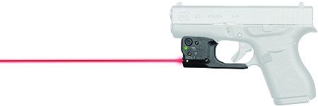 Viridian Reactor 5 Red Laser W/ Holster, Glock43