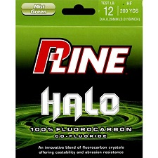 P‑Line Halo Fluorocarbon 12lb./200yd