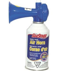 SeaSense Air Horn 8 Oz. (Large)