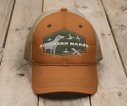 Southern Marsh Men s Trucker Hat - Hunting Dog ed05aae5a47