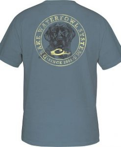 Drake Men's Circle Lab T-Shirt Short Sleeve