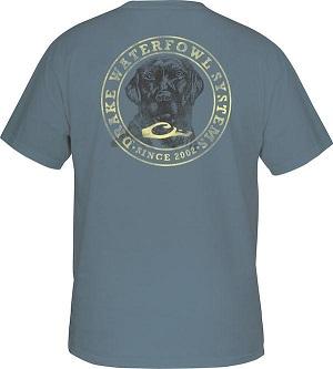 Drake Men's Circle Lab T-Shirt Short Sleeve