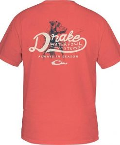 Drake Men's In-Season T-Shirt Short Sleeve
