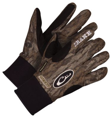 Drake Waterfowl Systems Mst Refuge Gloves For Men - Mossy Oak Bottomland