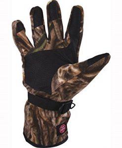 Drake Windstopper Fleece Gloves Polyester Realtree Max-5 Camo