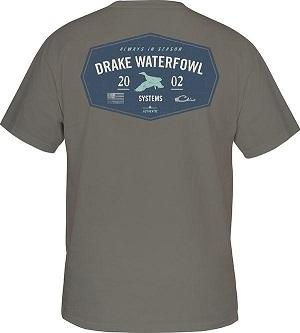 Drake Youth Drake 2002 T-Shirt Short Sleeve