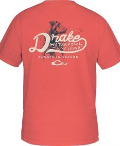 Drake Youth In-Season T-Shirt Short Sleeve