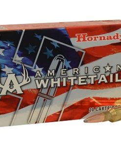 Hornady 6.5 Creedmoor 129 Gr. InterLock American Whitetail