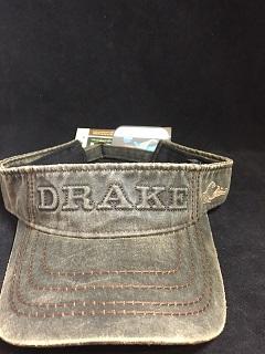 Drake Solid Visor