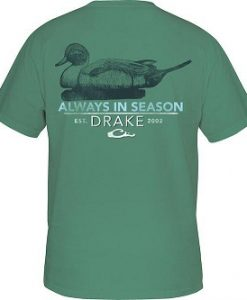 Drake Men's Decoy T-Shirt Short Sleeve
