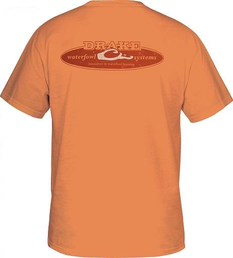 Drake Men's Surf T-Shirt Short Sleeve