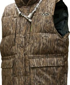 Drake Men's LST Camo Down Vest