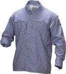 Drake Men's Gingham Plaid Wingshooter's Shirt Long Sleeve