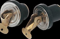 """SeaSense Baitwell Plugs 5/8"""""""