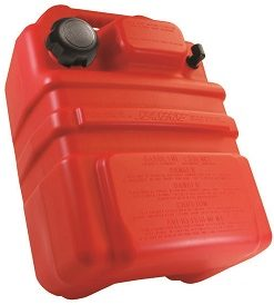 SeaSense SecureStack Fuel Tank- 6 Gallon