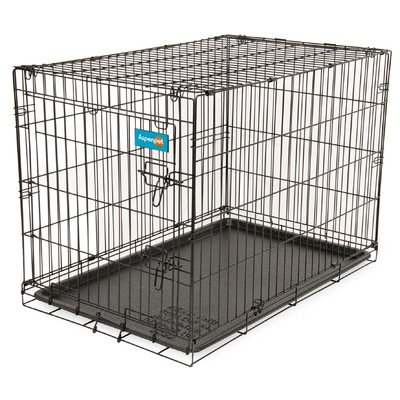 Aspen Pet Wire Home Training Dog Kennel,