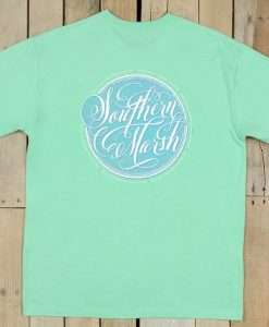 Southern Marsh Signature Coin Tee