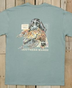 Southern Marsh Gun Dog Collection Tee - Four
