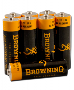 Browning AA Alkaline Batteries 8 Pk.