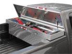 Delta 1-302000 Aluminum Single Lid Fullsize Low-profile Crossover Truck Box