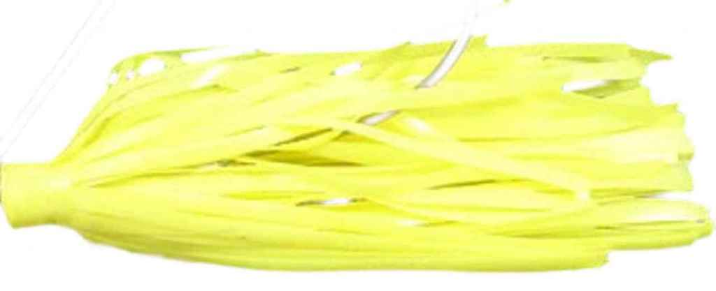 HILDEBRANDT SNAGLESS SALLY SPINNERBAIT NICKEL YELLOW
