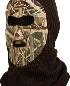 Drake LST Fleece Lined Face Mask
