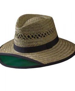Turner Hats Green Visor