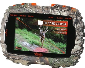 Wildgame Innovations Trail Pad Color Viewer 4.3""