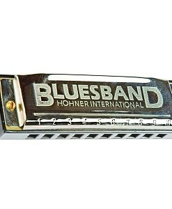 Woodstock Blues Band Harmonica