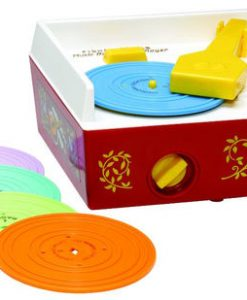 Classic Fisher-Price Music Box Record Player