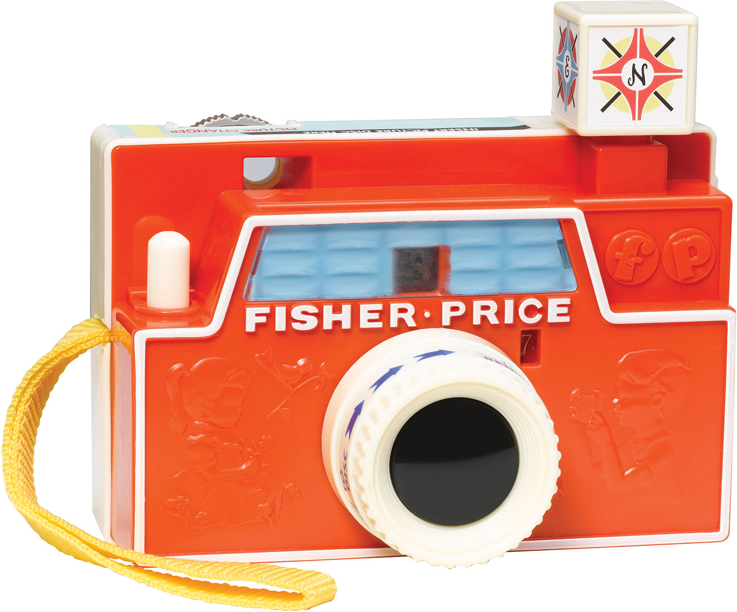 Classic Fisher-Price Picture Disk Camera