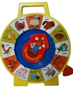 Classic Fisher-Price See N Say 2