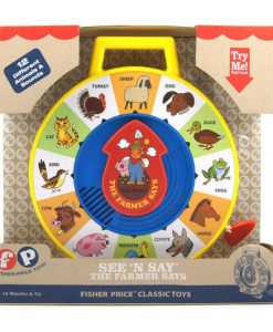 Classic Fisher-Price See N Say