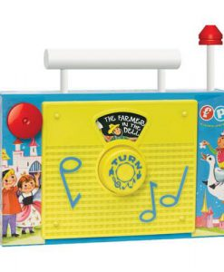 Classic Fisher Price TV Radio