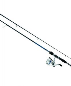 Daiwa D-Shock DSK-B 7' 2pc. Medium Spinning Combo