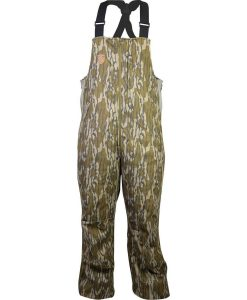 GAMEKEEPER HARVESTER INSULATED BIBS MOSSY OAK BOTTOMLAND