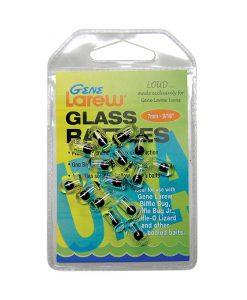 GENE LAREW GLASS BASS RATTLES