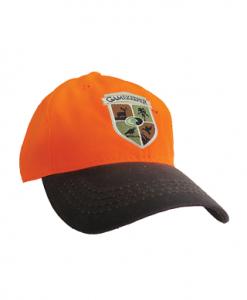 GameKeeper Blaze Orange Cap