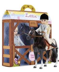 Lottie Pony Club Set