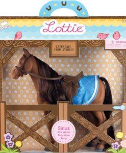 Lottie Sirius the Welsh Mountain Pony