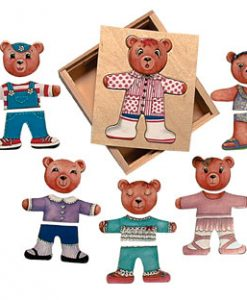 Schylling Emma Moody Bear Puzzle