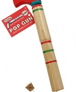 Schylling Wooden Pop Gun