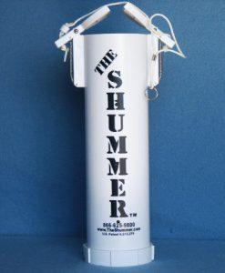 The Shummer Chum Dispenser