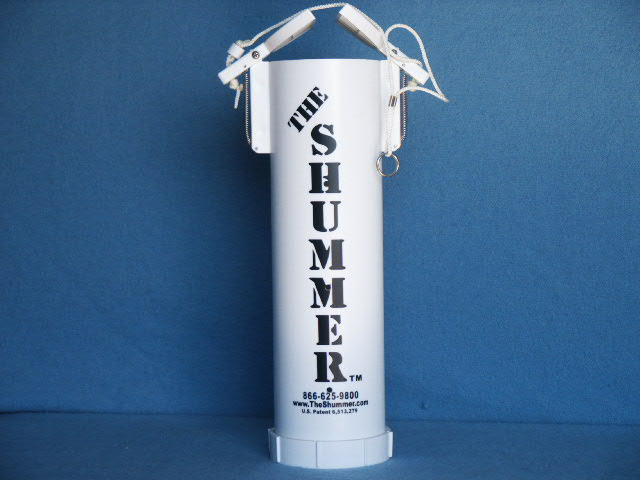 The Shummer Chum Dispenser