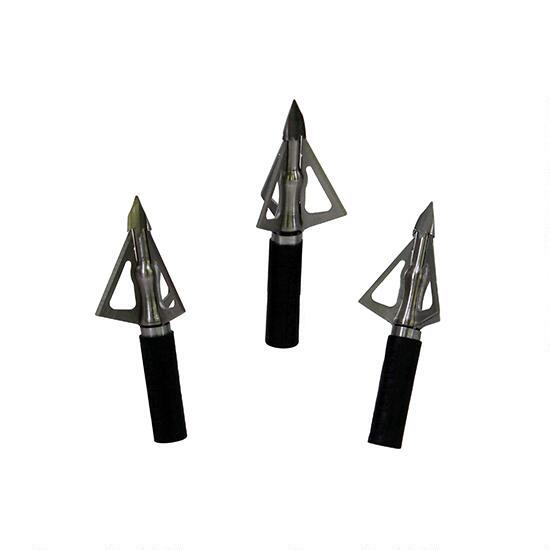 TruGlo Titanium X Fixed 3-Blade Broadhead 100 Gr. 3 Pk.