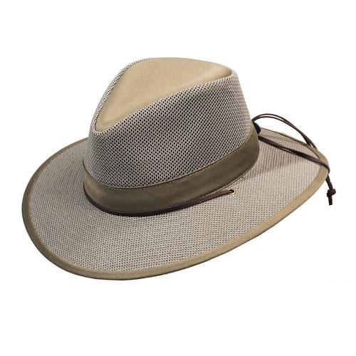 Turner Hats Aussie Olive Flex Mesh Hat