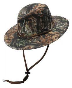 Turner Hats Aussie Camo Solid Crown Hat